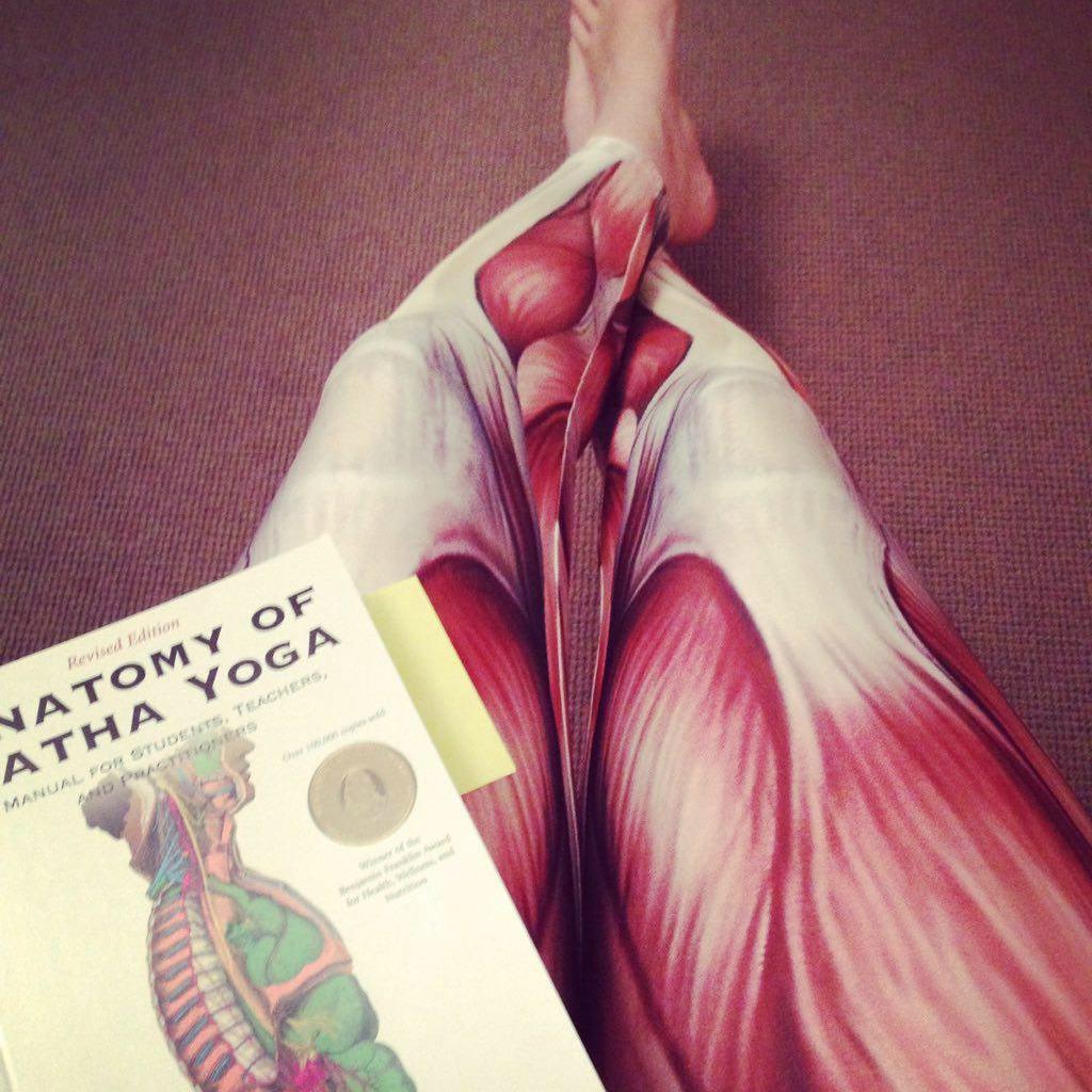 Fantastisch Yoga Anatomie Online Bilder - Menschliche Anatomie ...